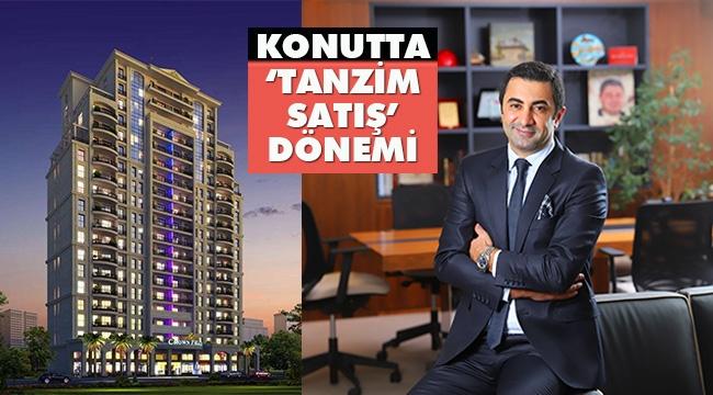 Babacan Holding, Konutta 'Tanzim Satış' Dönemini Başlattı