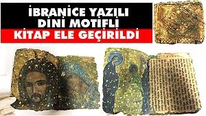 Diyarbakır'da İbranice Kitap Ele Geçirildi
