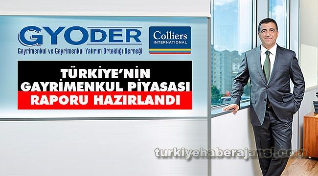 GYODER ve Colliers'ten, Türkiye Gayrimenkul Piyasası Raporu