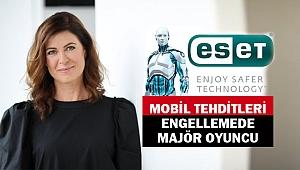 IDC raporu: ESET, Mobil Tehditleri Engellemede Majör Oyuncu