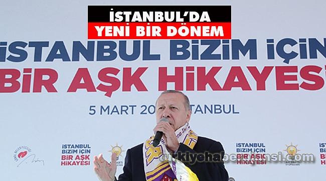 'Millet Bahçeleri ve Kıraathanelerle İstanbul'da Yeni Bir Dönem'