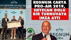 Regnum Carya Pro-Am, 5.kez Golf Severleri Ağırladı