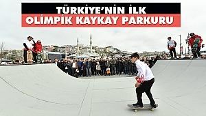 Türkiye'nin Kaykay Şampiyonları Üsküdar'dan Çıkacak