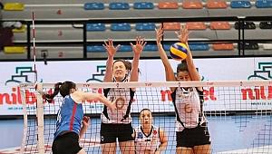 Vakıfbank, Çeyrek Final Serisinde Öne Geçti