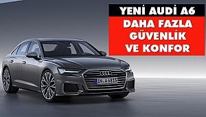 Yeni Audi A6 2.0 Litre TDI Motoruyla