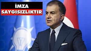 AK Parti'den 'Anıtkabir'de imza atan İmamoğlu' açıklaması: 'Saygısızlıktır'