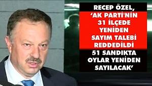 AK Parti'den 'İstanbul Seçim'i Açıklaması