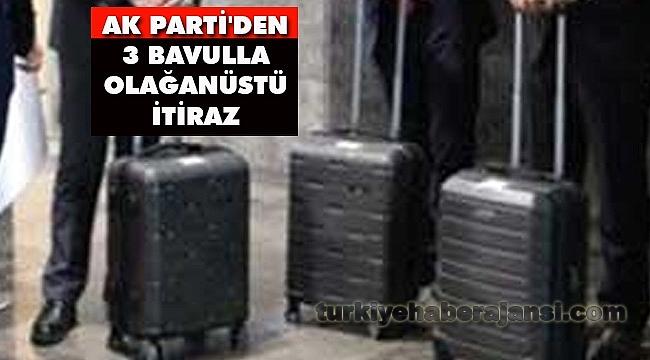 AK Parti Olağanüstü İtiraz İle İstanbul'da Seçimin Yenilenmesini İstedi