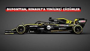 DuPont, Renault'un F1 Yarış Arabaları İçin Yenilikçi Çözümler Üretecek