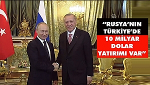 Erdoğan'dan Rusya'da Flaş Açıklamalar