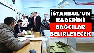 İstanbul'un Kaderini Bağcılar Belirleyecek