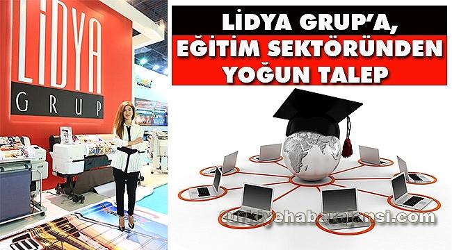 Lidya Grup'a, Eğitim Sektöründen Yoğun Talep Geliyor