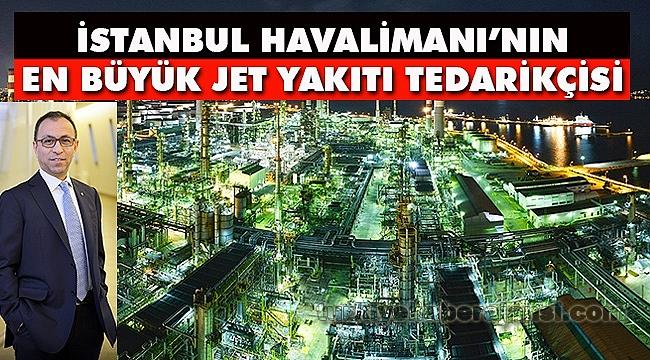 Tüpraş, İstanbul Havalimanı'nın En Büyük Jet Yakıtı Tedarikçisi