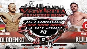Vendetta Champions Night Heyecanı TV8,5'ta