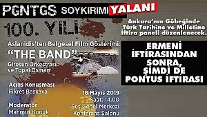 Ankara'nın Göbeğinde Tarihimize ve Milletimize İftira Kampanyası