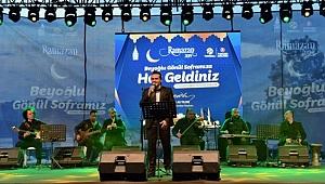 Başkan Yıldız Hasköy Sahil'de Vatandaşlarla İftar Yaptı