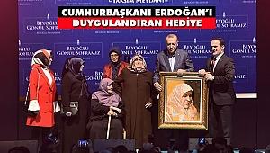 Cumhurbaşkanı Erdoğan Geleneksel Beyoğlu İftarı'na Konuk Oldu