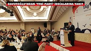 Davutoğlu: 'Diyarbakır'a Gelmemizin Bir Bahanesi Olamaz'