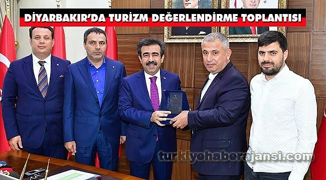 Diyarbakır'da Turizm Değerlendirme Toplantısı