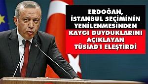 Erdoğan'dan Özilhan'a: Yeri Gelir Teşhir Ederim