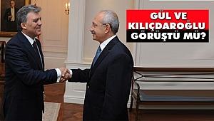 'Gül, Kılıçdaroğlu ile Görüştü' İddiasına Açıklama