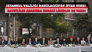 İstanbul Valiliği Darülaceze'de İftar Verdi