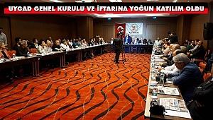 UYGAD'ın Genel Başkanlığına Mevlüt Yüksel Seçildi