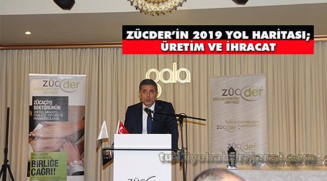 Zücder'in 2019 Yol Haritası; Üretim Ve İhracat