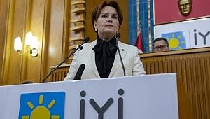 Akşener: Erdoğan Tek Seçmen Olmaya Çalışıyor!
