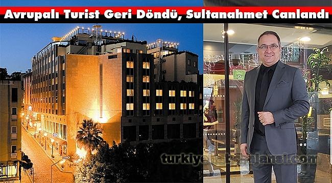 Avrupalı Turist Geri Döndü, Sultanahmet Canlandı