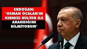 Erdoğan'dan Referandum Yanıtı ve Osman Öcalan Açıklaması