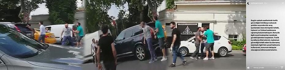Halit Ergenç'e Çirkin Saldırı!