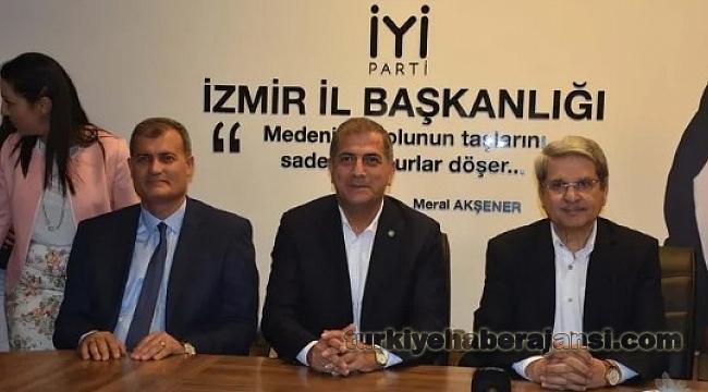 İYİ Partili Çıray: İstanbul Meselesi Partiler Üstüdür