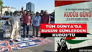 Kadıköy'de Kudüs Günü Etkinliği