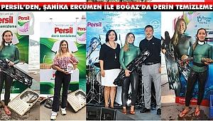 Persil'den, Şahika Ercümen ile Boğaz'da Derin Temizleme