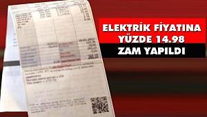 Seçim Bitti Elektriğe yüzde 14.98 ZAM Yapıldı