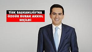 Tisk Başkanlığı'na Özgür Burak Akkol Seçildi