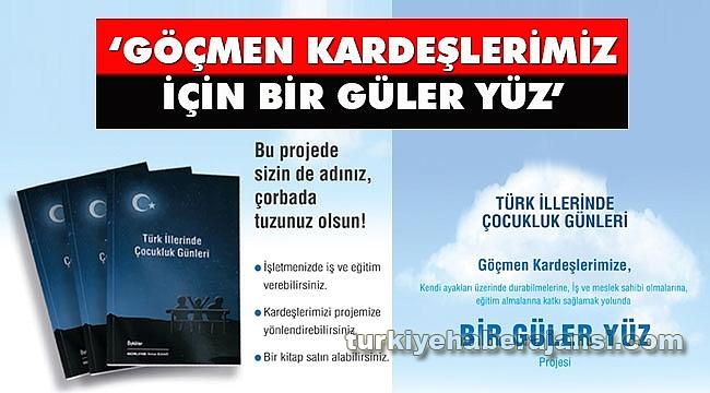 'Türk İllerinde Çocukluk Günleri' Kitabı, Yüzleri Güldürecek