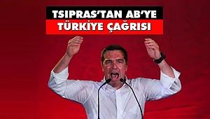 Yunanistan Başbakanı Tsipras'tan AB'ye Türkiye çağrısı