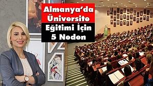 Almanya'da Üniversite Eğitimi İçin 5 Neden