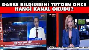 Darbe Bildirisini TRT'den Önce Hangi Kanal Okudu?