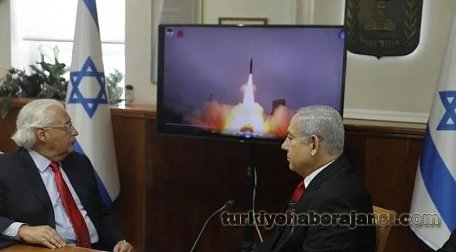 İsrail ve ABD, Füzesavar Testini Tamamladı
