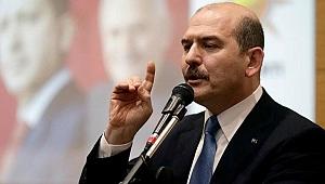 Süleyman Soylu'dan 'Suriyeli' Açıklaması!