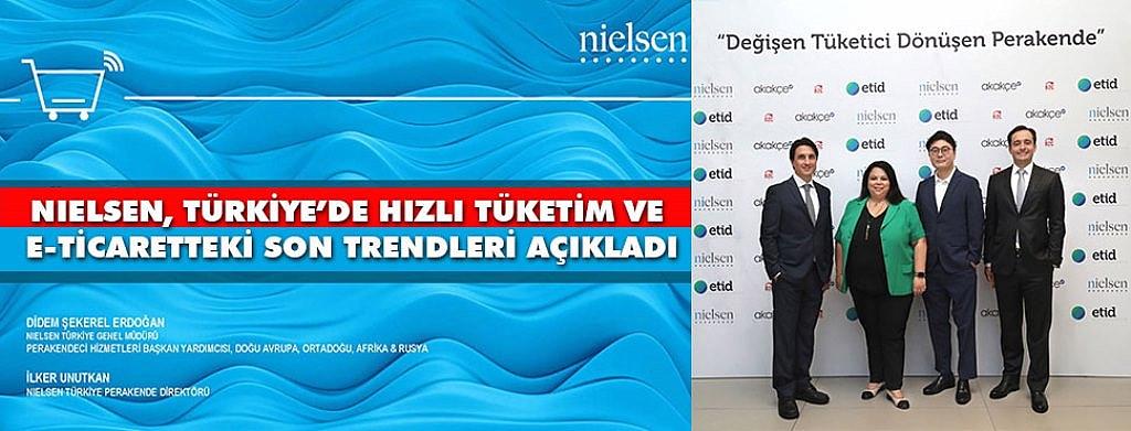 Türkiye'de Hızlı Tüketim ve e-Ticaretteki Son Trendler