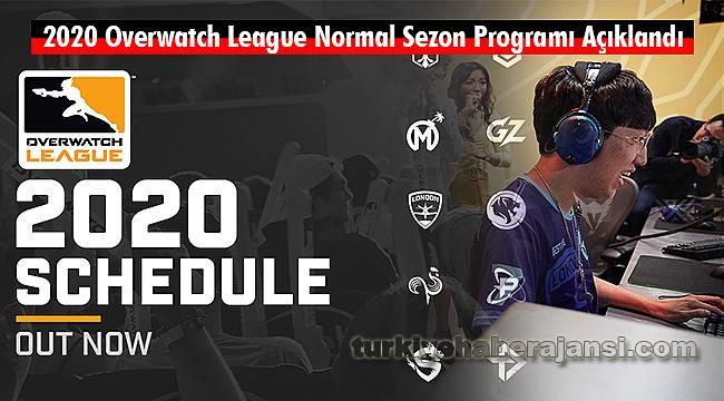 2020 Overwatch League Normal Sezon Programı Açıklandı