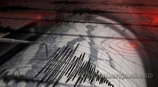 Ege Denizi'nde Korkutan Depremler