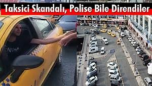 Esenler Otogarında Taksici Skandalı