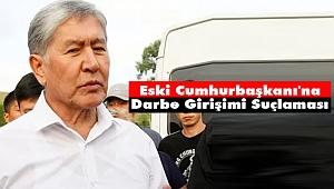 Eski Cumhurbaşkanı'na Darbe Girişimi Suçlaması
