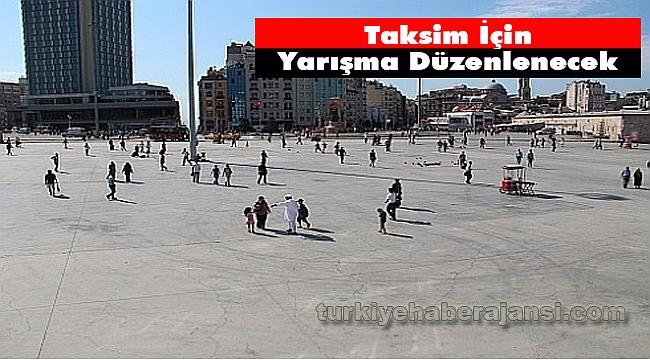 İmamoğlu Taksim Sözünü Uyguluyor