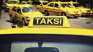 Taksiciler 'Ayar' Kuyruğunda!